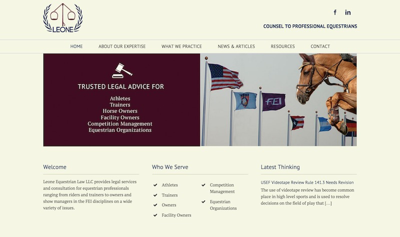 Equestrian Counsel - equine legal